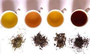 Nursing teas