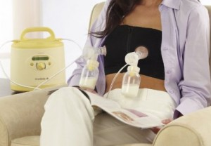 Medela hands free breast pump