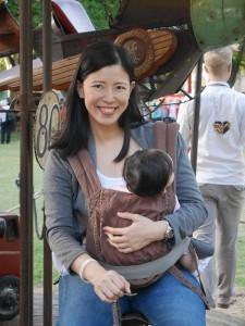 ergo baby carrier review