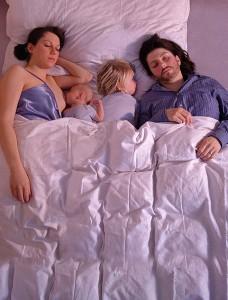 co sleeping with baby