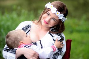 encourage breastfeeding moms